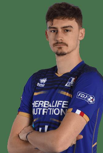 Ambassadeur Jean Patry, joueur professionnel de volley