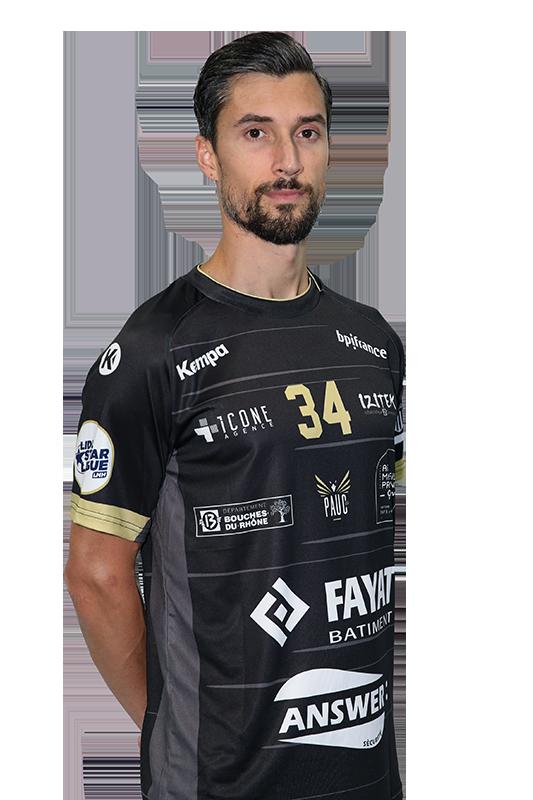 honrubia-samuel ambassadeur optim et joueur de handball professionnel